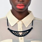 GEOMETRIC NECKLACES FROM NYLON SKY
