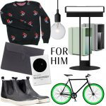 CHRISTMAS GIFT GUIDES: FOR HIM